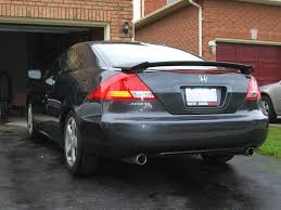 2006 honda accord ex coupe 2006 honda accord coupe spoiler car insurance info