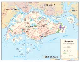 Maps Asia by