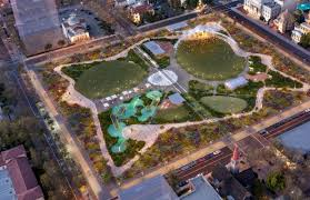 san jose s st park four remake ideas in design competition