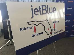 Jetblue Airports Map Green Light For Jetblue Times Union