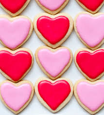 heart shaped cookies heart shaped dessert recipes for s day photos huffpost
