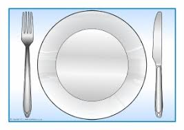 Printable Knife Templates Food Teaching Resources And Printables Sparklebox