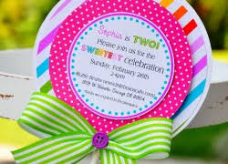 candyland birthday invitation templates image collections