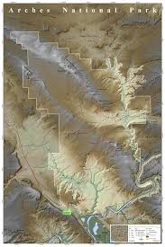Show Me A Map Of Utah by File Arches National Park Map Jpg Wikipedia