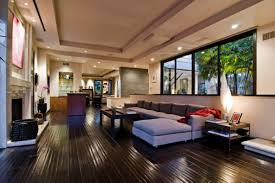 Dark Brown Laminate Flooring Living Room Fantastic Creative Living Room Arrangements With