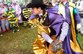 traditional mardi gras costumes the gypsynesters courir de mardi gras in church point louisiana