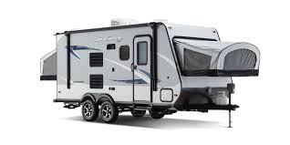 travel trailer with garage easy towing jayco inc