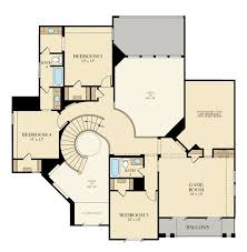 Game Room Floor Plans Stanton New Home Plan In Woodtrace Classic And Kingston