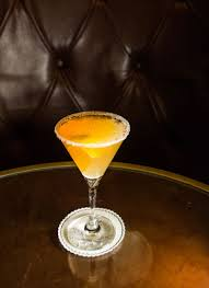 vesper martini james bond punch luxury sidecar cocktail recipe