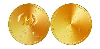 new year gold coins after much anticipation yingzhengjia unveils the yuanfeng gold