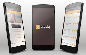activity android activity android app template
