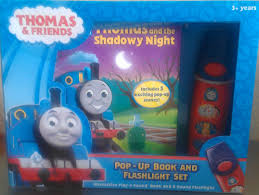 thomas friends thomas shadowy night pop book