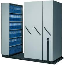 Alpha Steel Filing Cabinet Storage