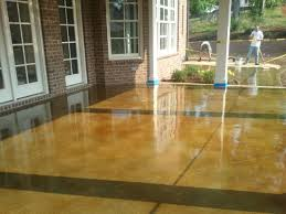 Photos Of Stained Concrete Floors by Stained Concrete Nashville
