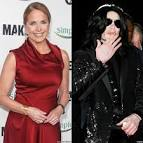 Katie Couric 'Regrets' Turning Down Date With Michael Jackson
