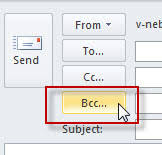 How Does Blind Carbon Copy Work 5 Tips On Using Bcc In Outlook Email Office Blogs