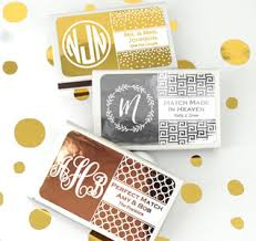 personalized wedding matches personalized matches personalized wedding matches