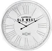Grande Horloge Murale Carrée En Bois Vintage Achat Atmosphera Horloge Comparer Les Prix Et Offres Pour Horloge
