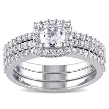 wedding ring set bridal jewelry sets shop the best wedding ring sets deals for
