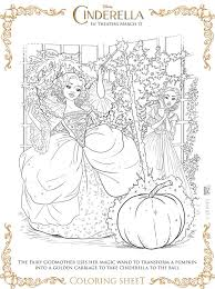 97 Coloriages Cendrillon Images Coloring