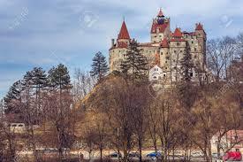 bran romania march 22 2015 bran castle also known as