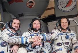 soyuz tma 07m returns iss crew to earth nasaspaceflight com