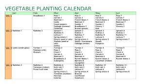 24 creative vegetable garden planner calendar u2013 izvipi com