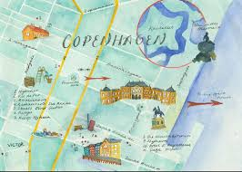 copenhagen shopping guide notes from a stylist
