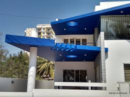modern house design architects ashwin architects bangalore