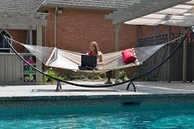 sunbrella hammock pillow vivere