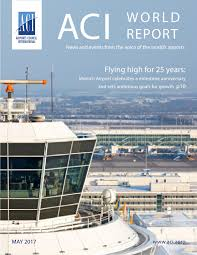Atlanta Hartsfield Terminal Map by Aci World Report May 2017 By Airports Council International Issuu