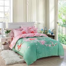 100 brushed cotton bedding set king size