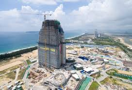 atlantis resort sanya construction updates