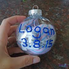 baby keepsake ornaments bee ing baby s keepsake ornament