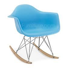 eames rocking chair plastic