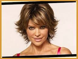 insruction on how to cut lisa rinna hair sytle part 1 of 2 how to cut and style your hair like lisa rinna