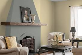 emphasize an interesting livingroom feature u2014like this fireplace