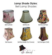 bell shaped l shades l shade styles and shapes house design dimensions pinterest 0