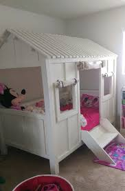 Dollhouse Toddler Bed Kids Bed Kids Beach House Kids Furniture Kids Furniture Beach