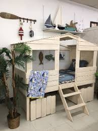 tree house loft twin bed