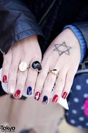 heart rings u0026 japanese nail art u2013 tokyo fashion news