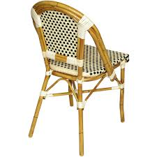 bamboo chair aluminum bamboo chair for patio
