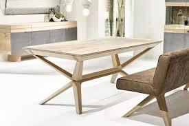 Table Haute En Bois Massif by