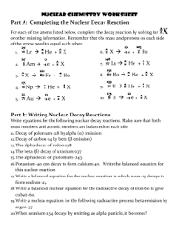radioactive decay and half life practice problems determine the