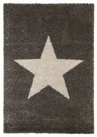 B Q Kitchen Rugs Colours Felicity Cream U0026 Grey Star Rug L 1 7m W 1 2m