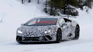 which is faster lamborghini or the huracan performante will be the fastest lamborghini yet autoblog