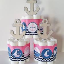 baby girl baby shower best pink nautical baby shower products on wanelo