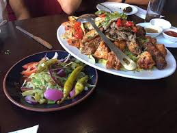 cuisine grill mixed grill for 2 3 ร ปถ ายของ al bader restaurant lebanese