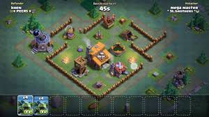 K Hen Online Clash Of Clans Best Builder Hall 3 Base With Proof Youtube
