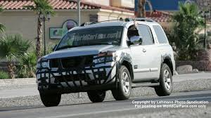 2008 nissan armada engine for sale spy photos 2008 nissan armada facelift